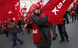 Jour de mai Images libres de droits