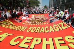 Jour de mai en Turquie Photos stock