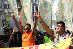 Jour de mai en Turquie Photo libre de droits