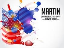 Jour de Martin Luther King Photo libre de droits