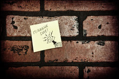 Jour de migraine Photo libre de droits