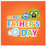 Jour de pères Photo stock