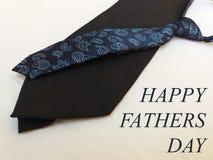 Jour de pères heureux Images stock