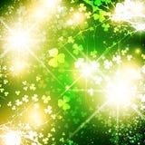 Jour de Patrick de saint Image libre de droits