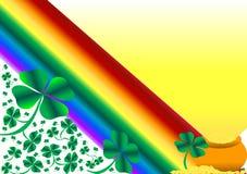 Jour de Patricks de saint Image stock
