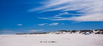Jour de plage Photographie stock libre de droits