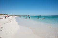 Jour de plage de Coogee Image stock