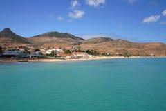 Jour de Porto Santo Images libres de droits
