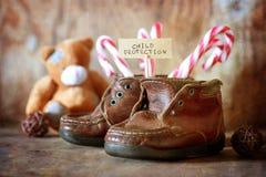 Jour de protection d'enfants personne Photo stock