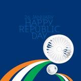 Jour de République Image stock