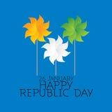 Jour de République Image libre de droits