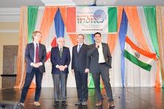 Jour de République des célébrations d'Inde Photo stock