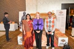 Jour de République des célébrations d'Inde Photos libres de droits