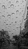 Jour de Rainny Photos libres de droits