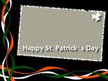 Jour de rue Patrick heureux [2] Photos libres de droits