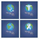 Jour de santé du monde Photos libres de droits