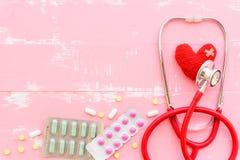 Jour de santé du monde, soins de santé et concept médical Photos libres de droits