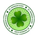 Jour de St Patricks Photographie stock