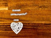 Jour de St Valentine, fond, jour de valentines, symbole Photo libre de droits