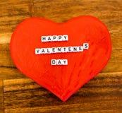 Jour de St Valentine, fond, jour de valentines, symbole Photos stock
