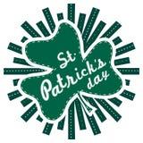 Jour de StPatrick's Photographie stock libre de droits