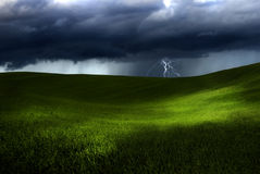 Jour de tempête photo stock