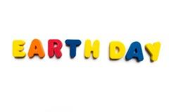 Jour de terre Photo libre de droits