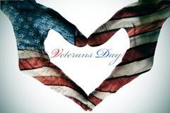 Jour de vétérans Photos stock