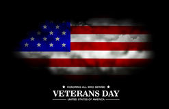 Jour de vétérans Photographie stock libre de droits