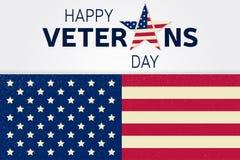 Jour de vétérans Photo libre de droits