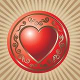 Jour de Valentain Image stock
