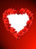 Jour de Valentin Image libre de droits