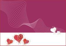 Jour de Valentine Image libre de droits