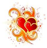 Jour de Valentine Photos stock