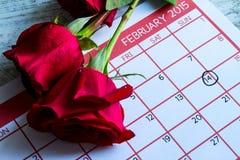Jour de Valentine Images libres de droits