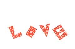 Jour de Valentine Photo stock