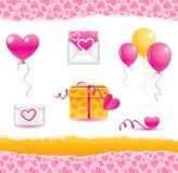 Jour de Valentine Photographie stock libre de droits