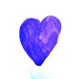 Jour de Valentine heureux Photo libre de droits