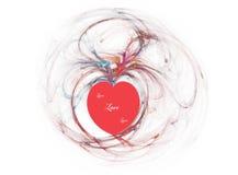 Jour de Valentine?s Photo libre de droits