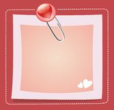 Jour de Valentines. Image stock