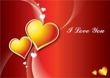 Jour de Valentines Photographie stock libre de droits