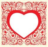 Jour de Valentines. Coeurs. Photographie stock