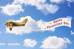 Jour de valentines heureux Images stock