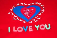 Jour de valentines heureux. Amour et bonheur. Photographie stock