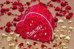 Jour de valentines heureux. Amour et bonheur… Photos stock