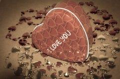 Jour de valentines heureux. Amour et bonheur… Image stock
