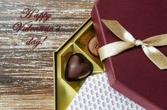Jour de valentines ou concept d'amour Images libres de droits