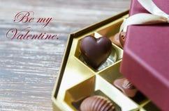 Jour de valentines ou concept d'amour Photo libre de droits
