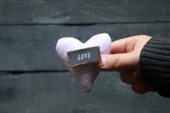 Jour de valentines ou idée d'amour Photos brouillées pour le fond Photo stock