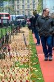 Jour des anciens combattants à Londres Photos libres de droits